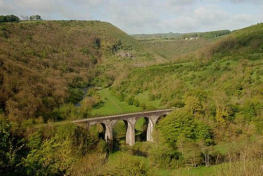Monsal Head Headstone viaduct