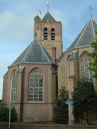 Monster, South Holland - Image: Monster kerk