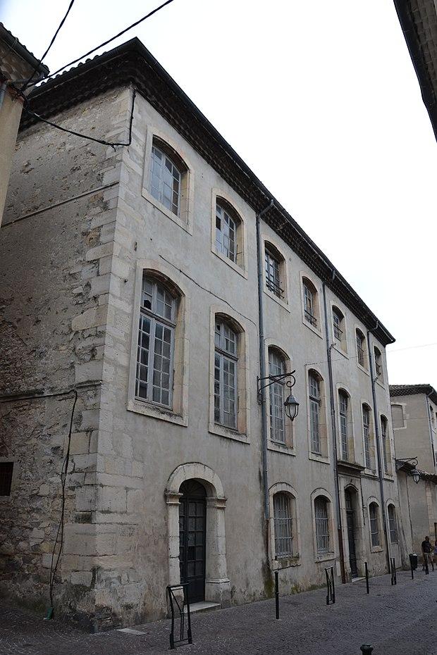 Monument historique à Montélimar