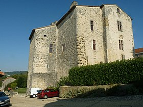 Image illustrative de l'article Château de Montbron (Charente)
