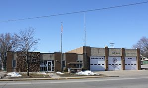 Montello Wisconsin Municipal Building and Fire Department.jpg