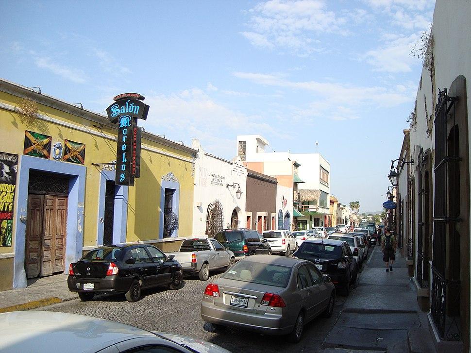 Monterrey Barrio Antiguo