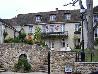 Montfort-l'Amaury - Town hall