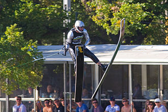 Moomba - Water stunts