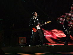 Mor ve Ötesi, Turkey, ESC 2008, 2nd semifinal.jpg