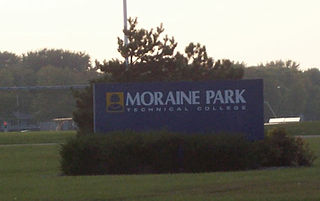Moraine Park Technical College Technical college in Wisconsin