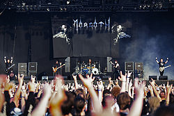 Morgoth auf dem Wacken Open Air 2011