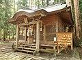 Moriya Shrine - 洩矢神社 社殿.jpg
