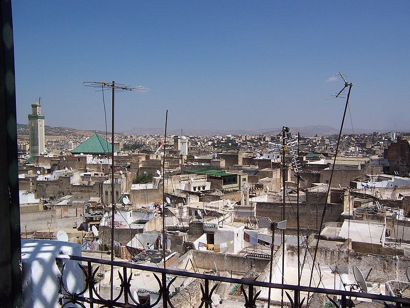 Αρχείο:MoroccoFes city1.jpg