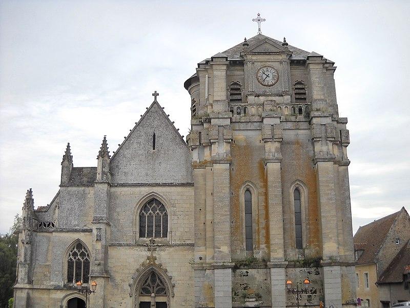File:Mortagne-au-Perche - Église Notre-Dame - Façade Ouest.JPG