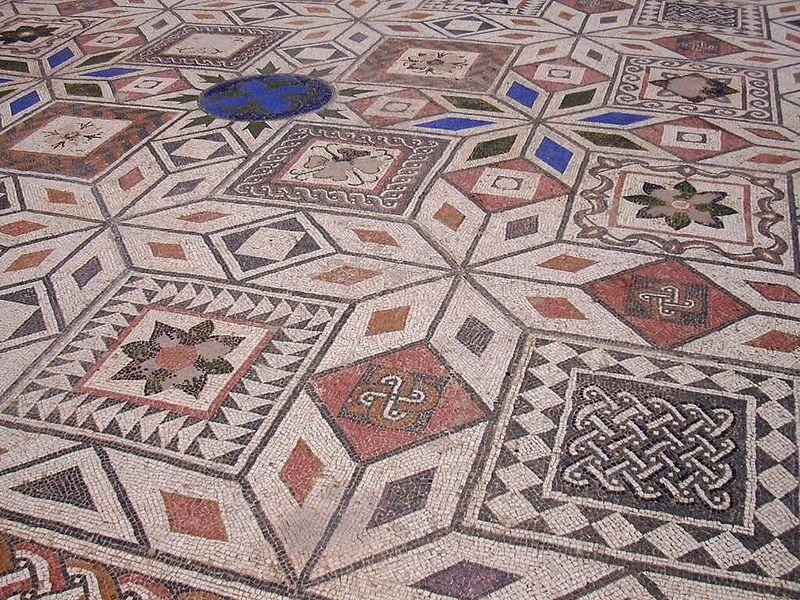 File:Mosaico de Clunia 03.JPG