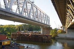 Дорогомиловский железнодорожный мост