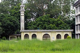 Mosque of the Institute of Forestry and Environmental Science, CU (01).jpg