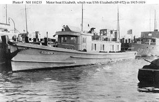 USS <i>Elizabeth</i> (SP-972)
