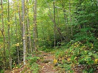 Mount Ascutney - Image: Mount Ascutney State Park