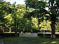 Mount Shiroyama in Tokushima Castle.jpg