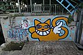 Mr Chat @ Canal Saint-Martin @ Paris (28958396715).jpg