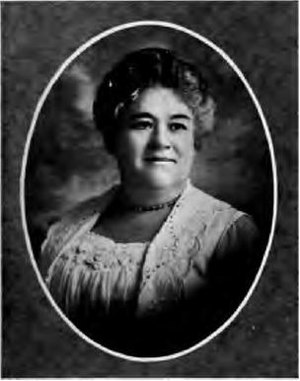 Ebell of Los Angeles - Mrs. Charles Hulbert Toll, 1922 President of Ebell of Los Angeles, Who's who among the women of California
