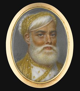 Muhammad Ali Khan Wallajah Nawab of Carnatic