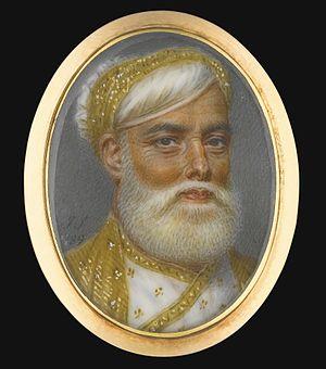 Muhammad Ali Khan Wallajah - Muhammad Ali Khan Walla Jah