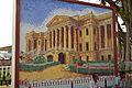 Mural Hazarduari Palace - Murshidabad Railway Station Area - Murshidabad 2017-03-28 6586.JPG