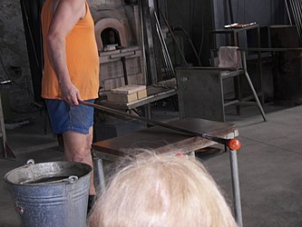 Murano glassblowing pipe.jpg