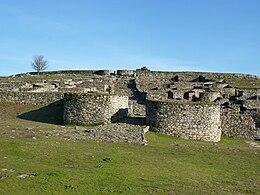 Muros de San Cibrao de Las