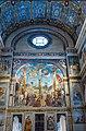 Museo di Santa Giulia Coro delle Monache Crocifissione lato Est Ferramola Brescia.jpg