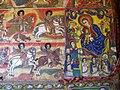 Muurschilderingen in een kerk aan het Tanameer in Ethiopië (6821422569).jpg