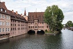 Spitalgasse in Nürnberg