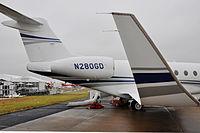 N280GD - G280 - Aerolíneas Internacionales