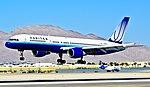 N586UA United Airlines 1993 Boeing 757-222 C-N 26710 (6199318247).jpg