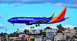 N8664J Southwest Airlines 2015 Boeing 737-8H4 serial 36649 - 5350 (23791075109).jpg