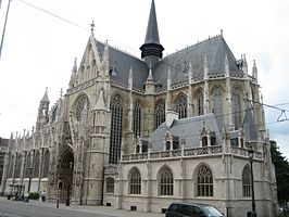 Church of Our Blessed Lady of the Sablon