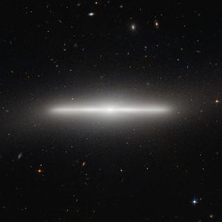NGC 4452 galaxy