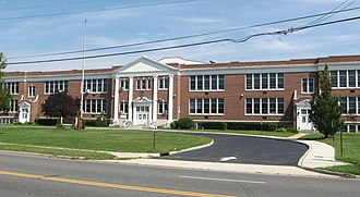 New Hyde Park, New York - New Hyde Park Road Elementary School