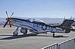 """NL7715C North American P-51D Mustang - 413334-G4-U (cn 122-39504) """"Wee Willy ll"""" Planes of Fame Air Museum (10563887855).jpg"""