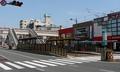 Nagasaki Electric Tramway station 22 Urakami eki-mae.png