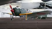 Nakajima Ki-43-IB Oscar at the Flying Heritage Collection 1.jpg