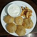 Name of the Food - Belwa Kachori Breakfast Thali. Location - My House, Jamshedpur. State Name - Jharkhand. Serial Number- 001.jpg
