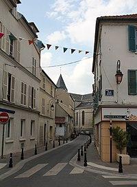 Nanterre - Rue de l'Église.JPG
