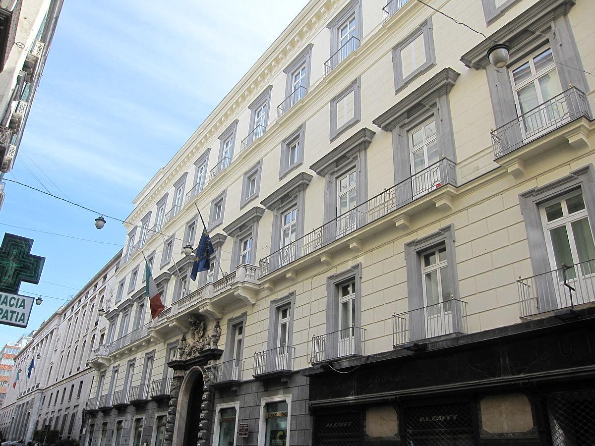 Palazzo Zevallos Stigliano - Wikipedia 29694910315fa