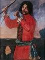 Narren Hindrik Hasenberger, målning från 1651 - Skoklosters slott - 64933.tif