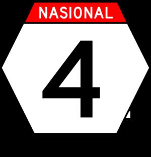 Padaleunyi Toll Road - Image: Nasional 4