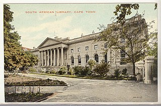 National Library of South Africa national library