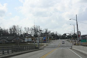 Necedah Wisconsin Looking West WIS21.jpg