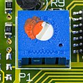 Nedap ESD1 - Keyboard controller PCB - Bourns 3386-8588.jpg