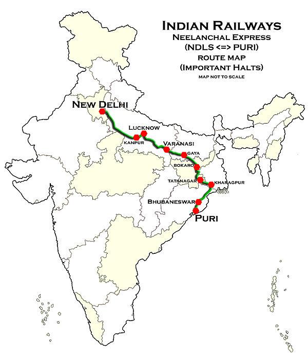 Puri Canal Road Bhubaneswar: Transport In Odisha