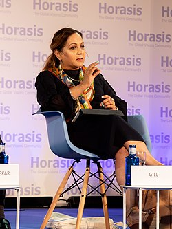 Neena Gill, Member of the European Parliament, Belgium.jpg