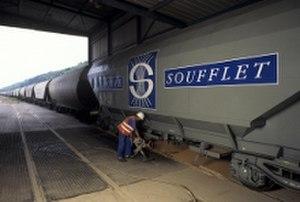 The Soufflet Group - Trading wagon Soufflet
